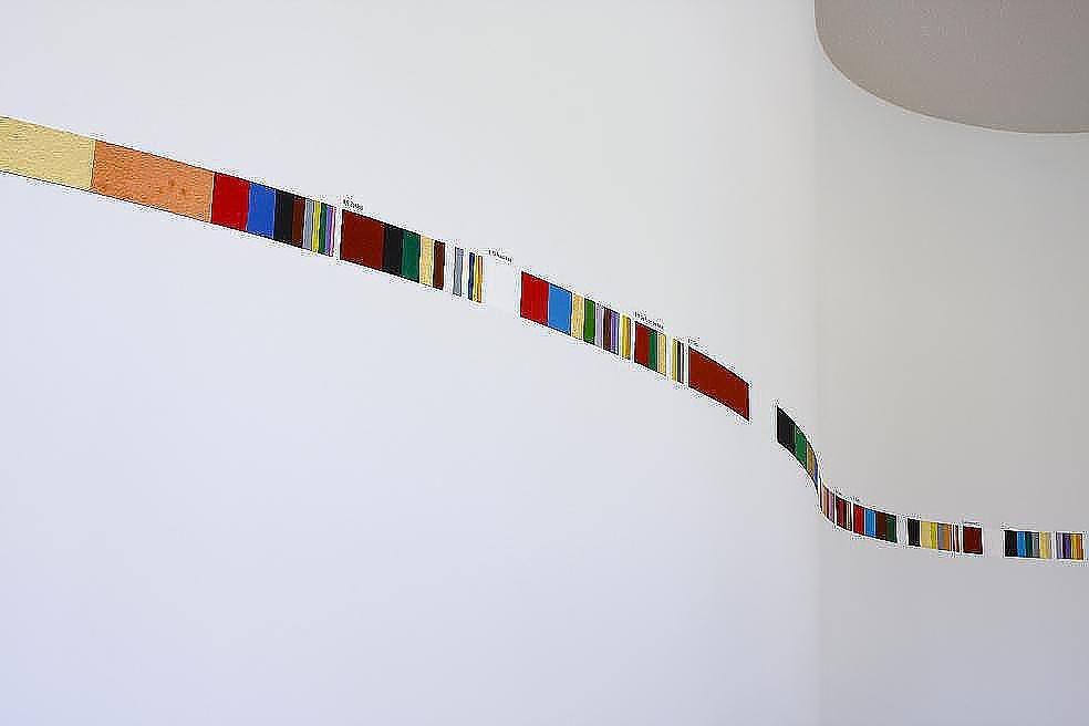Ulysses-Farbstreifen