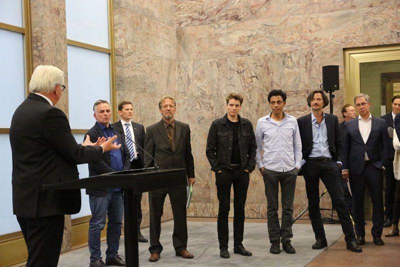W-WZ9A8418-Opening-Auswartiges-Amt-Frank--Walter-Steinmeier--Stipendiaten-2015