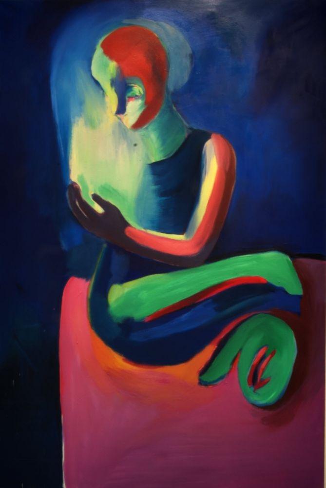 Ohne-Titel-Licht-2019-ol-auf-Leinwand-145-x-94-cm